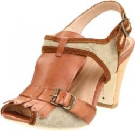 FRYE Women's Ramsey Slingback Sandal