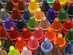The Wisdom of Crayons: Embrace Your Color