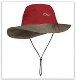 Outdoor Research Seattle Sombrero Rain Hat