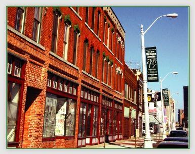 Birthplace: Detroit, MI (mid-1930s)