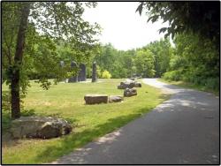 Lower Falls Park - Rochester, New York
