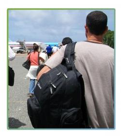 Airport - The Dominican Republic