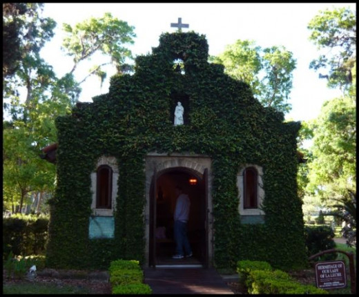 Our Lady of La Leche Shrine; St. Augustine, Florida