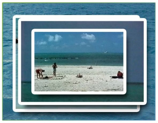 Beautiful Beach at Fort Taylor Key West, Florida