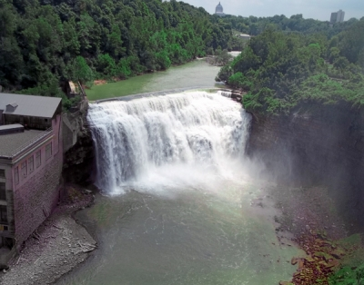 Low Falls - Rochester - New York