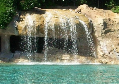 Waterfall - Discovery Cove - Florida
