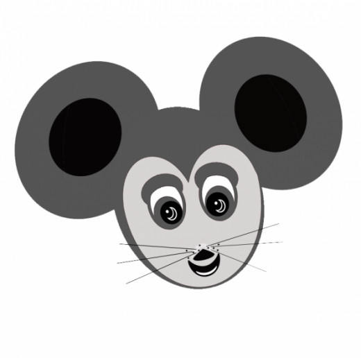 Cute mouse.