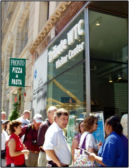 Tribute WTC Visitors Center