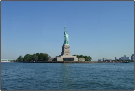 The Statue of Liberty NYC