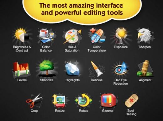iPad Photo Apps