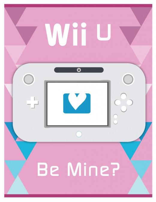 Here is Mitch's Wii U gamer Valentine, from http://mitch.im/
