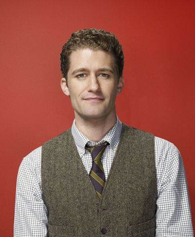 Matthew Morrison as Mr. Schuester