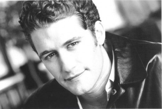 Matt's headshot, from matthewmorrison.net
