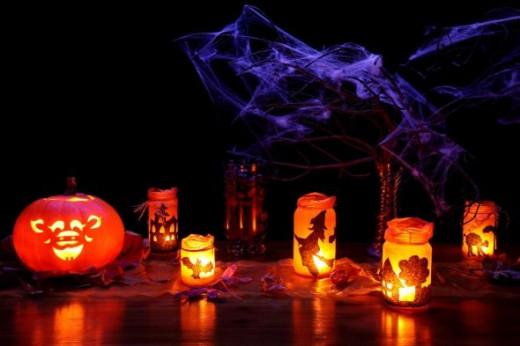 Halloween Pumpkin Theme