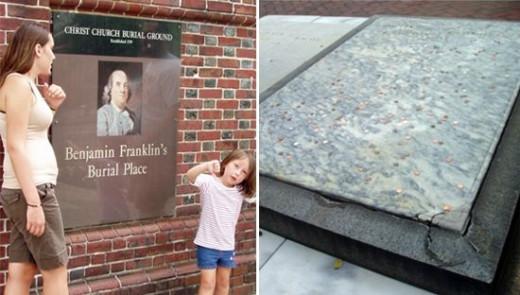 Benjamin Franklin Pennies