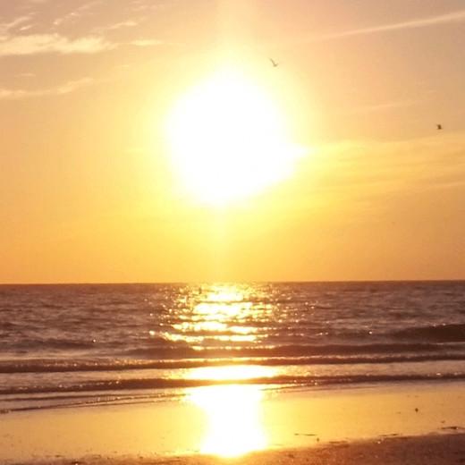Sunset Lido Key, Sarasota