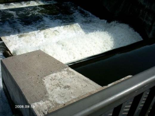 Coon Rapids Dam.