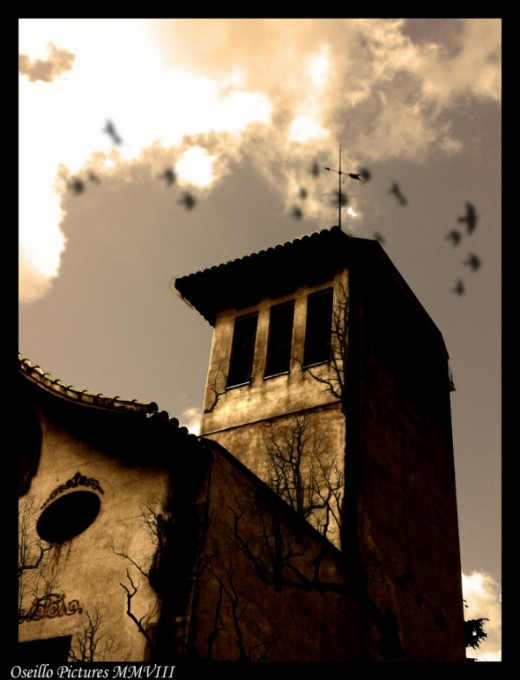 Casa Encantada Haunted House