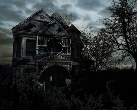 Haunted House (Casa)