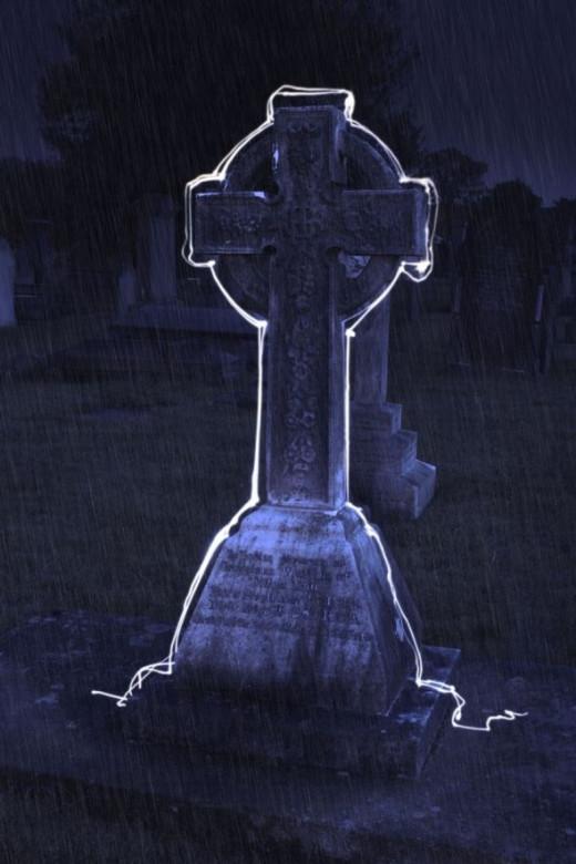 Ghost's Gravestone