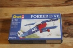 Building the Fokker D VII 1/72 Revell kit in Pictures 04177