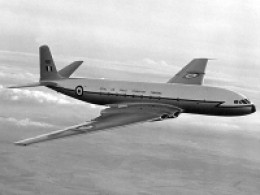 de havilland comet jet lean