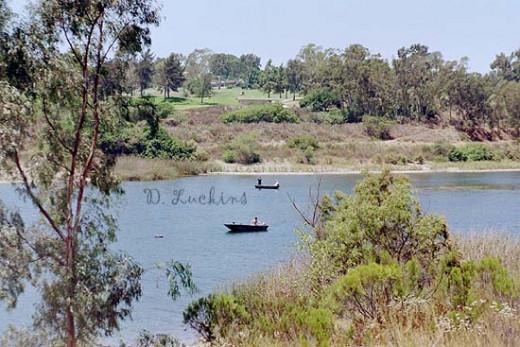 Lake Murray, San Diego.