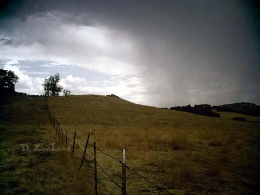 Santa Ysabel Storm