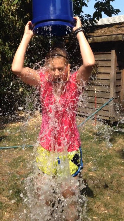 What are your thoughts on the rash of mishaps surrounding the ALS Ice Bucket Challenge?