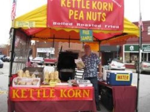 Kettle Korn