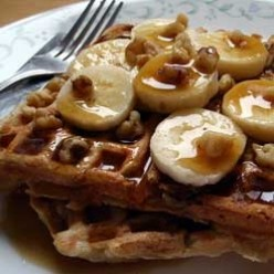 Recipes for Waffle Recipes | Basic, Savory, Dessert and Light