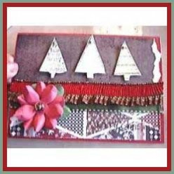 Make Recycled Christmas Cards or Holiday Cards