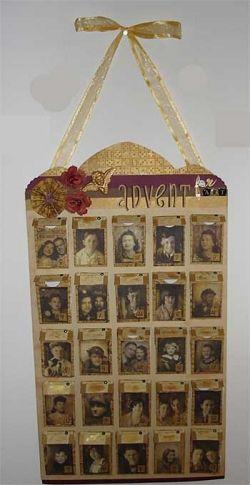 Ancestor Advent Calendar