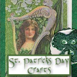 Make St Patrick's Day Crafts and Cards