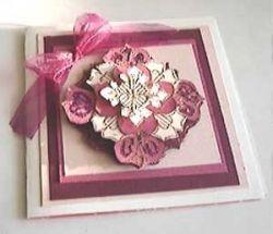 Hand Made Valentine Card