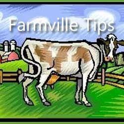 Cartoon Cow With Words Farmville Tips