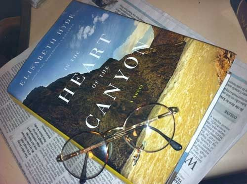 In the Heart of the Canyon Book Cover