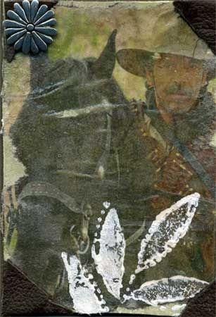 ATC - Wild West Image Transfer