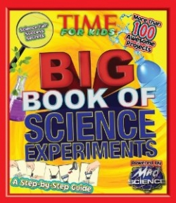 This book, available in the ads below, is one of the many choices available to help you create a fun science fair project with your child.