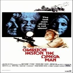 The Omega Man Movie Poster - Amazon