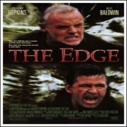 The Edge Starring Anthony Hopkins - Movie Poster Amazon