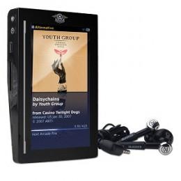 Slacker 2GB WiFi Internet Radio Player