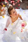Rose Themed Wedding