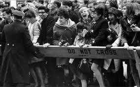 Beatlemania Craze of 1964