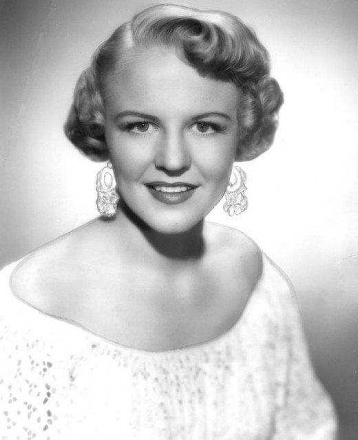 Peggy Lee. Greedy.