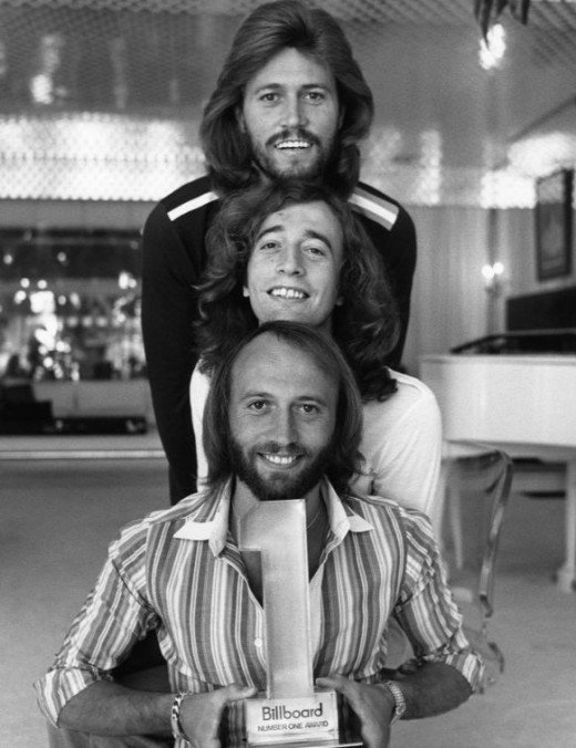 The Bee Gees. Deep.