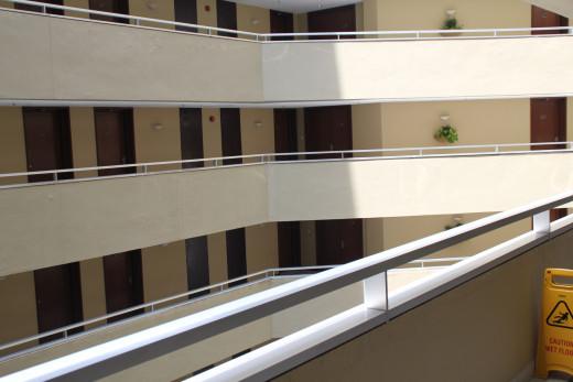 Kota Kinabalu Accommodation: Interior of the Pacific Sutera Hotel