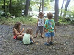 Vegan playgroup