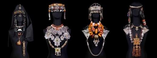 Berber jewellery