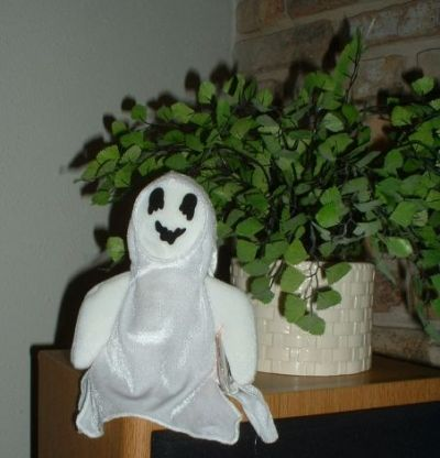 The (friendly?) ghost